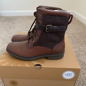 UGG water resistant boots